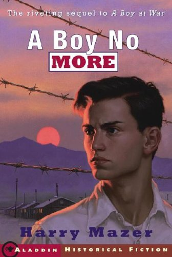 A Boy No More (Aladdin Historical Fiction)