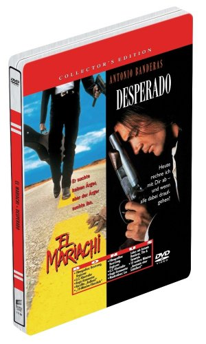 Desperado / El Mariachi C.E. - Steelbook Edition (Collector's Edition)