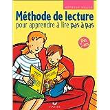 M�thode de lecture, d�s 5ans : Pour apprendre � lire pas � paspar Cl�mentine Delile