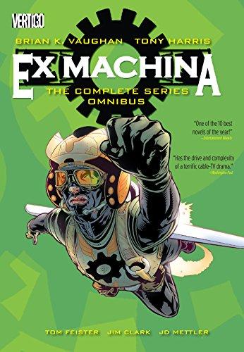 Ex Machina The Complete Series Omnibus [Vaughan, Brian K.] (Tapa Dura)