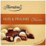 Thorntons Classics Nuts and Pralines Collection 137 g