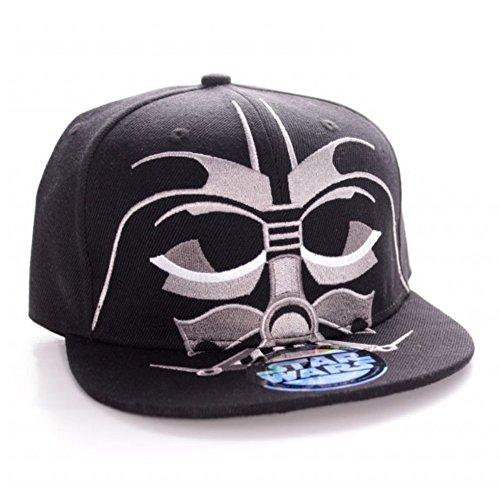star-wars-cappello-visiera-regolabile-darth-vader-maschera-codi-berretti-cappelli