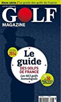 Le guide des golfs de France 2015