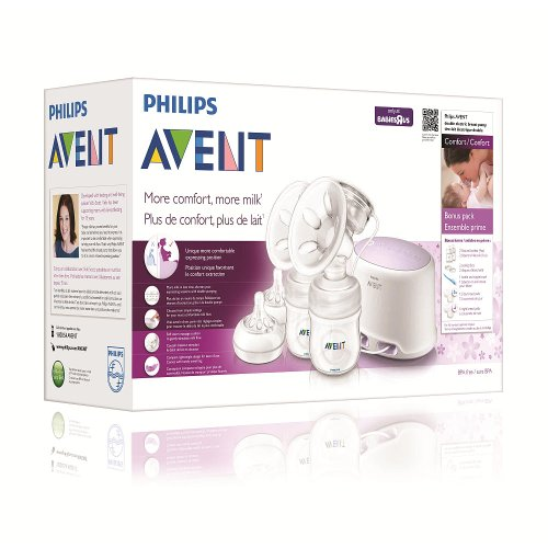 Philips Avent Exclusive Double Natual Electric Breast Pump