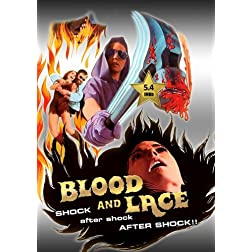 Blood And Lace [ VHS Retro Style] 1971