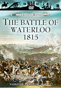 The History of Warfare: the Battle of Waterloo [DVD]