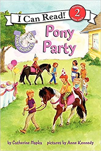 Pony Scouts: Pony Party (I Can Read Level 2)