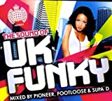 Ministry of Sound: Sound of UK Funky
