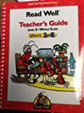 Read Well: Teachers Guide Level K: Whole Class- Units 1-6