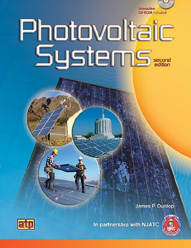 Photovoltaic Systems - Textbook - Amer Technical Pub - AT-1308 - ISBN: 0826913083 - ISBN-13: 9780826913081