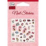 Disney Nail Art stickers Cartoon Decoration Mix 4-Pack (Multi Characters) (Color: Multi Characters)