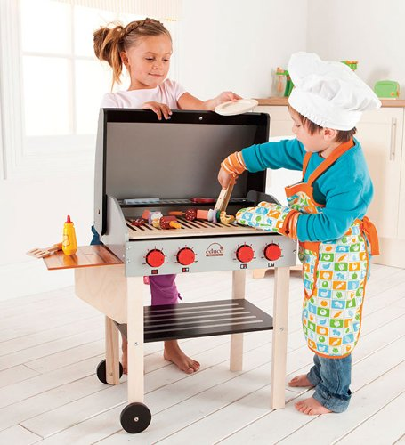 Hape - BBQ And Shish Kabob Cookout Set