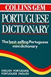 Collins Gem Portuguese Dictionary (0004587138) by HarperCollins