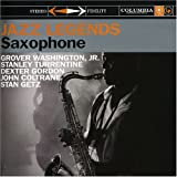 Various Artists Jazz Legends: Saxophone