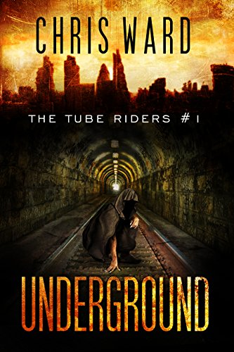The Tube Riders: Underground by Chris Ward ebook deal