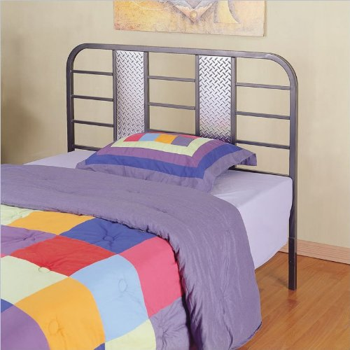 Powell Furniture Monster Bedroom® Metal Headboard in Twin or Full Size -
