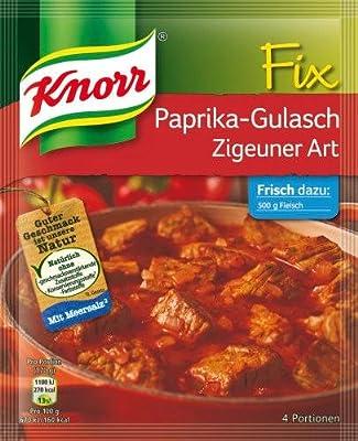 Knorr Fix für Gulasch von Unilever bei Gewürze Shop