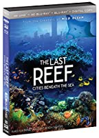IMAX: The Last Reef: Cities Beneath The Sea (4K UHD / 3-D Bluray) [Blu-ray] by Shout! Factory