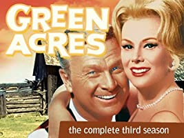 Green Acres Season 3
