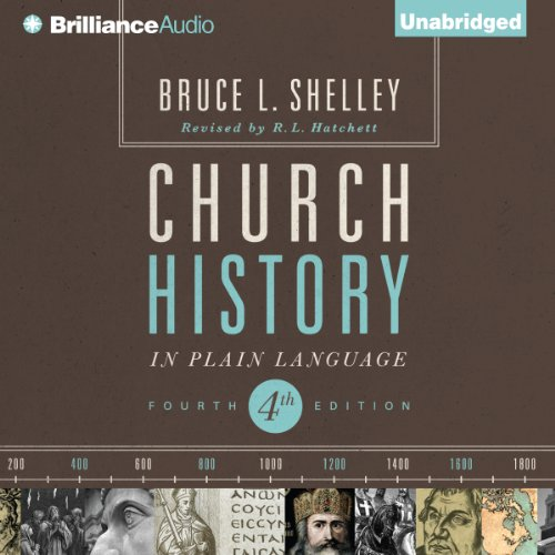Download Church History in Plain Language: Fourth Edition