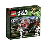 LEGO Star Wars Republic Troopers vs Sith Troopers 75001 by LEGO