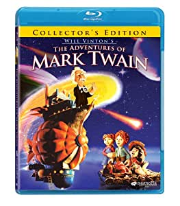 Adventures of Mark Twain [Blu-ray] [Import]