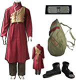 Relaxcos Naruto Sabaku No Gaara Cosplay Costume- Made