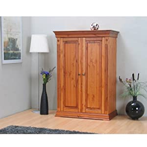 tv schrank gusthof phono fernseh hifi media m bel schrank kiefer massiv k che. Black Bedroom Furniture Sets. Home Design Ideas