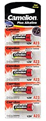Camelion A23-BP5 Alkaline Battery