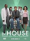 Dr. HOUSE/ドクター・ハウス シーズン3 DVD-BOX2