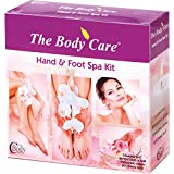 The Body Care Manicure & Pedicure Hand & Foot Spa Kit 200g 4 In 1