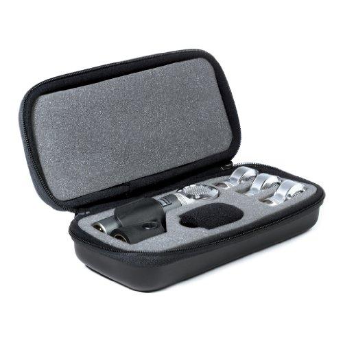 For Canon VIXIA HF10 Shotgun Bower Elite Stereo Microphone With Windscreen