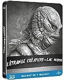 L'Etrange créature du lac noir [Édition 60ème anniversaire - Blu-ray 3D - Édition boîtier SteelBook]
