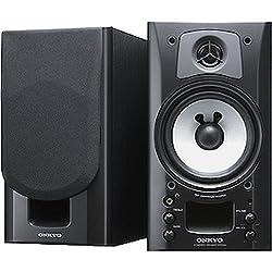 ONKYO GX-70HD2(B) WAVIO パワードスピーカーシステム ハイレゾ音源対応 ブラック ブラック