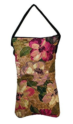 ableware-703340001-folding-cane-bag-cotton-burgundy-by-maddak-inc