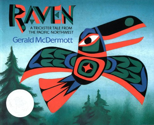 Raven Trickster Pacific Northwest ebook