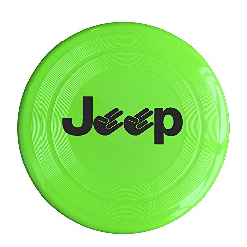 PTCY Jeep Rock Logo Outdoor For Women Size One Size KellyGreen