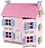Tidlo Mia's Cottage Wooden Dolls House