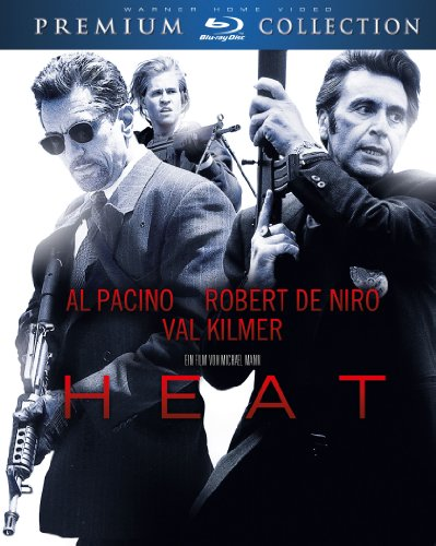 Heat - Premium Collection [Blu-ray]