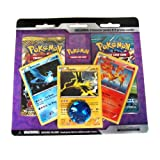 Articuno Zapdos Moltres Legendary Pokemon Black & White Booster Card 2-Pack