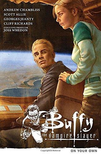 Buffy the Vampire Slayer: On Your Own (Season 9, #2)