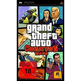 Grand Theft Auto Chinatown Wars (PSP)