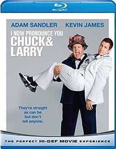 I Now Pronounce You Chuck & Larry  [Blu-ray] (Bilingual)