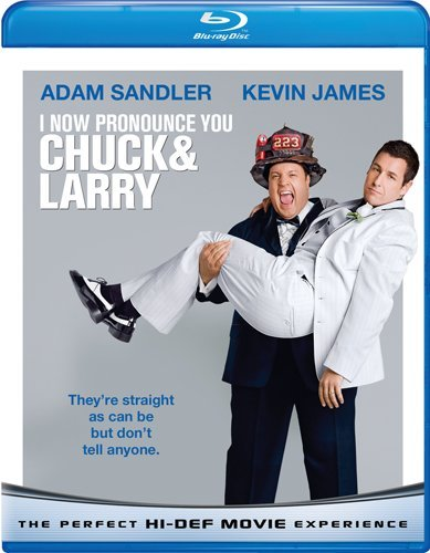 I Now Pronounce You Chuck and Larry / Чак и Ларри: Пожарная свадьба (2007)