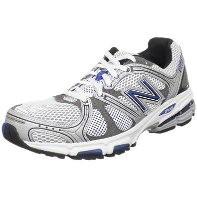 (顶级)新百伦New Balance Men's MR940 Running Shoe全掌减震跑鞋白蓝$80.36