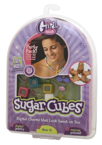 Mattel Radica GirlTech Sugar Cubes Characters Party Pack