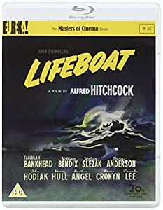 Lifeboat [Masters of Cinema] (Dual Format) [Blu-ray] [1944]