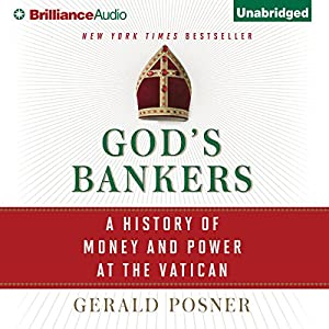 God's Bankers Audiobook