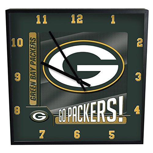 Green Bay Packers Desk Clocks Price Compare