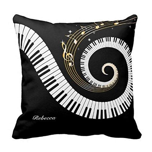Personalisiertes-Klaviertasten-und-Gold-Musik-Noten-Kissen-Fall-Leinwand-Accent-Kissen-Dekorative-Bettwsche-Kissenbezug-quadratisch